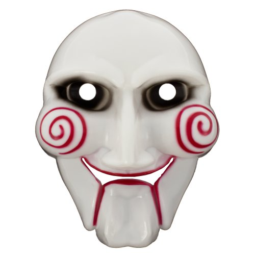 Smart Fox Saw Maschera Billy Jigsaw Carnevale Carnevale Halloween Teatro Maschera horror