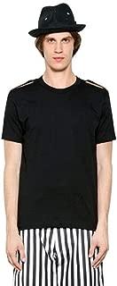 Shirt Plus Cut-Out-Shoulder Black Tee (Medium)