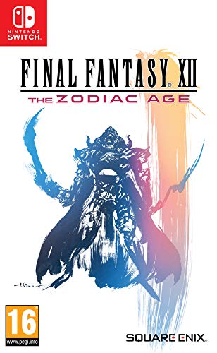 Final Fantasy XII Zodiac Age - - Nintendo Switch