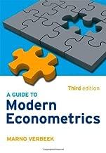 Guide to Modern Econometrics, 3RD EDITION