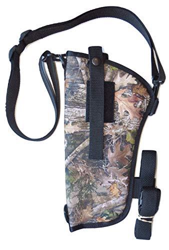 Federal Scope Shoulder Holster 7 1/2' - 8 1/2' Barrels Bandolier Style