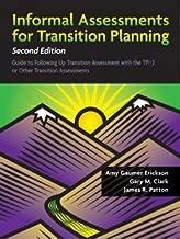 Informal Assessments for Transition Planning
