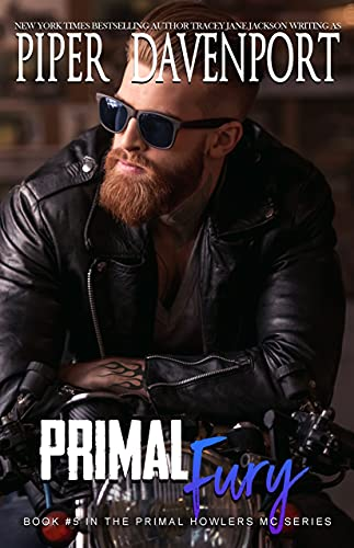 Primal Fury (Primal Howlers MC Book 5)