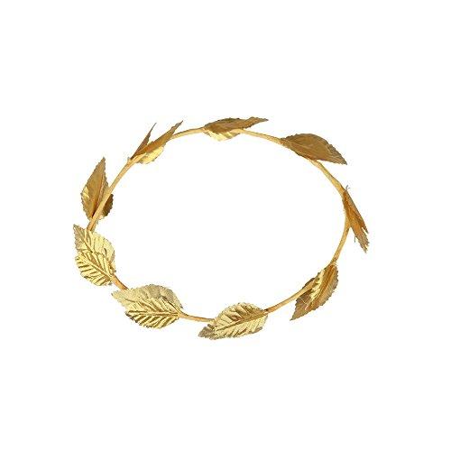 Wicked Costumes Adult Unisex Greek / Roman Gold Headband