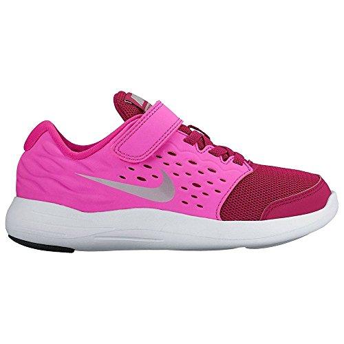 Nike 844976-500, Zapatillas de Trail Running Niña, Rosa (Dynamic Berry/Metallic Silver-Fire Pink), 31 EU