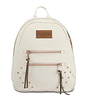JanSport Half Pint FX 2 Mini Backpack - Ideal Day Bag for Travel & Sightseeing | Stud Treatment