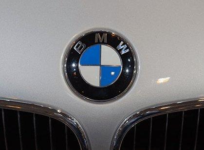 bmw emblem e46 motorhaube