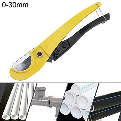 LSTGJ 8 Inch Aluminium Schaar Met Vaste Beugel En Oppervlak Schilderen Proces Voor Pvc/Ppr Buis/Andere Materiaal Snijden