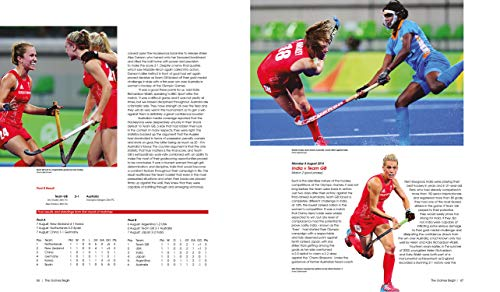 The History Makers: How Team GB Stormed to a First Ever Gold in Women's Hockey
