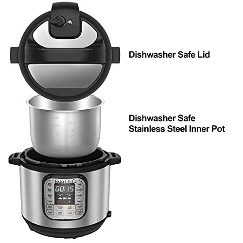 Instant Pot Duo Mini 3qt Cuisinière à pression programmable multi-usages 7-en-1, - 5