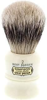 Simpson Duke 2 Best Badger Shaving Brush