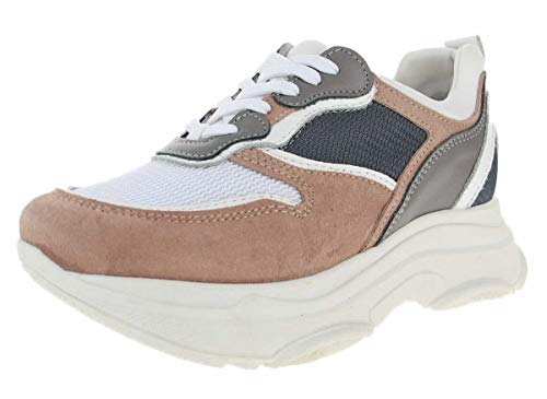 PS Poelman Damen Sneaker Low weiß 40