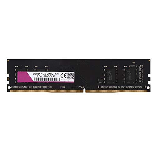 Fanuse DDR4 1.2V PC RAM Speicher DIMM 288-Pin RAM für Desktop Computer Ram (4G / 2400Mhz)