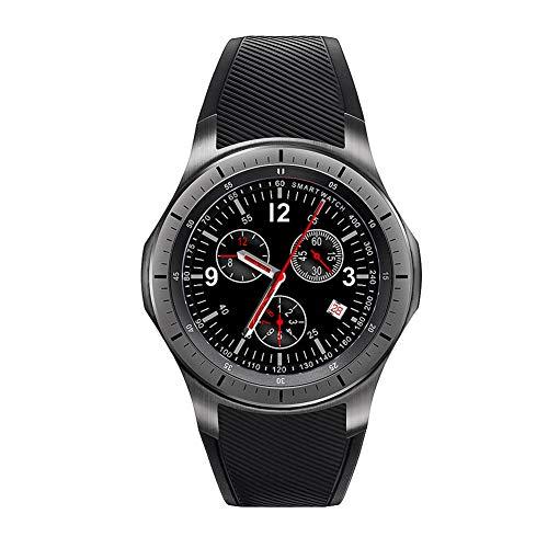 LF16 Android 5,1 Smart Watch 3G/WiFi Fréquence Cardiaque GPS Positionnement Fitness Tracking 512 Mo + 8Gb Bluetooth Musique Indépendante Appel IP54 Imperméable À l'eau