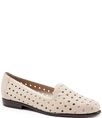 [トロッターズ] シューズ 28.0 cm パンプス Liz Woven Leather Loafers Bone レディース [並行輸入品]