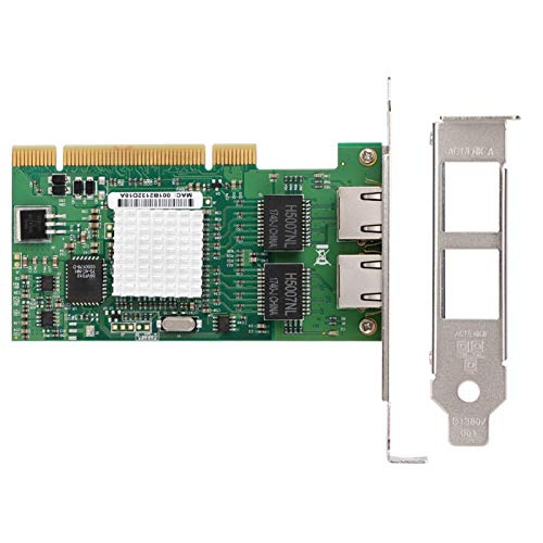 Tarjeta de Red de 10/100/1000 Mbps, Tarjeta para Tarjeta Intel LAN Tarjeta Gigabit para computadora de Escritorio para PC