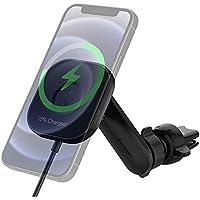Spigen OneTap Pro MagSafe Air Vent Car Wireless Charger