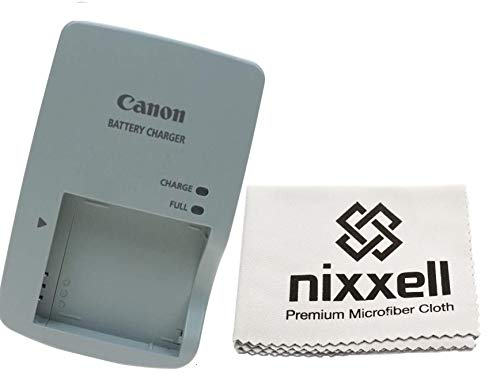 Canon CB-2LY Charger for NB-6L NB-6LH Li-ion Battery Canon PowerShot D10 D20 S90 S95 S120 SD770 IS SD980 IS SD1200 IS SD1300 IS SD3500 IS SD4000 IS and many more (See description)