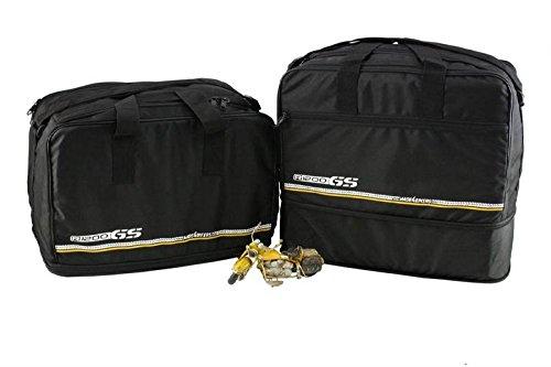 m4b Promotion: BMW R1200GS-LC (K51) a partir de 2014 ( R1200 GS LC ): Bolsas interiores para maletas laterales moto -- regulable en altura -- para los casos de aluminio