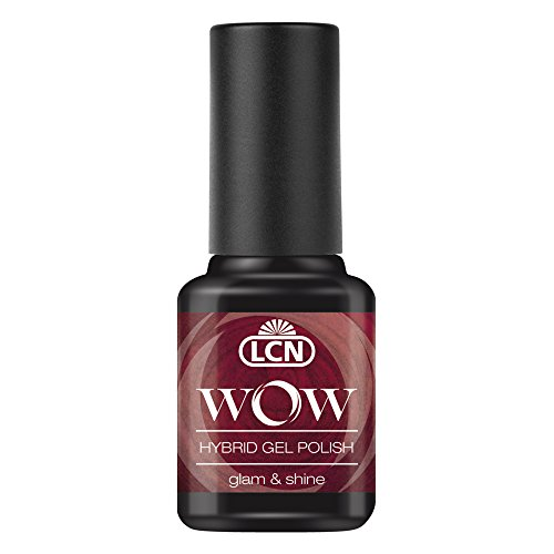 LCN WOW Hybrid Gel Polish, Glam & Shine