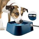 Namsan - Abbeveratoio galleggiante per animali domestici, automatico, con valvola galleggiante per cani, gatti, polli, anatre, cavalli, pecore