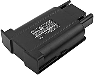 GAXI Battery Replacement for KARCHER 1.545-104.0 Compatible with KARCHER .545-113.0, EB 30/1 Cordless Electric Swee, Windsor Radius Mini EB30 Commercial Cordless Floor Sweeper