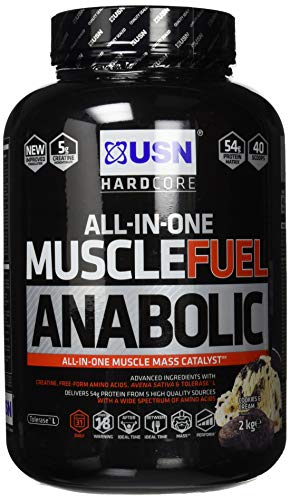 Usn Muscle Fuel Anabolic Cookies & Cream, 2 kg