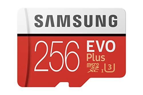 Samsung EVO Plus 256GB microSDXC UHS-I U3 100MB/s Full HD & 4K UHD Nintendo Switch 動作確認済 MB-MC2...