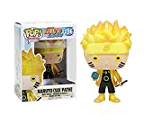 Figura Pop Anime Naruto Shippuden Naruto Six Path # 186 Colección De Figuras De Acción Juguetes Modelo para Niños Regalos De Cumpleaños 10Cm