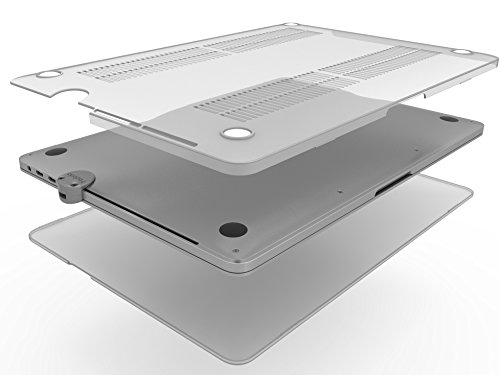 Maclocks MBPRTB13BUN-SM 13' Hardshell case Traslucido borsa per notebook