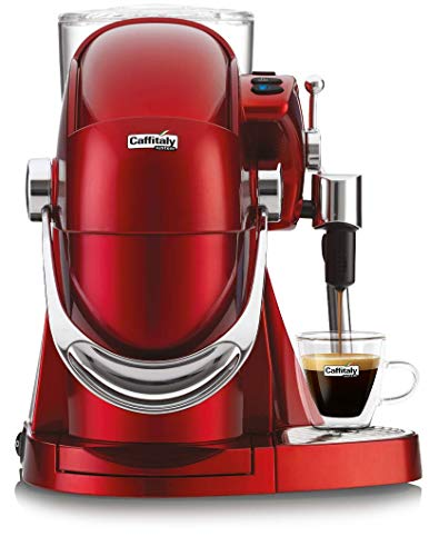 Caffitaly Nautilus S11HS System (Rosso)
