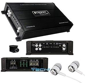 Orion ZT5000 Car Audio Amplifier