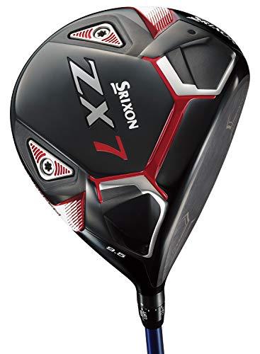 ダンロップ(DUNLOP) スリクソン ZX7 ゴルフ ドライバー Diamana ZX60 カーボンシャフト メンズ 右利き ロフト角:10.5度 フレックス:SR ゴルフクラブ