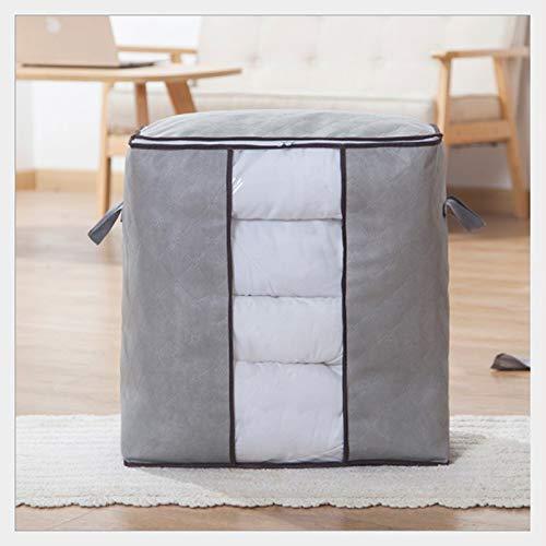 Bolsa de algodón grueso para colcha, colección de colchas, bolsa horizontal vertical para ropa, | K, 100 g