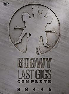 LAST GIGS COMPLETE [DVD]