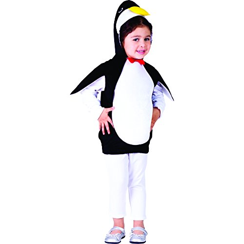Dress Up America Disfraz de pingüino Feliz para niños