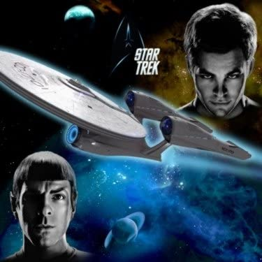 STAR TREK BIRTHDAY PARTY SUPPLIES HARD TO FIND~ MIX AND MATCH~BE
