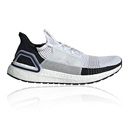 adidas Ultra Boost 19 White White Grey Two 44