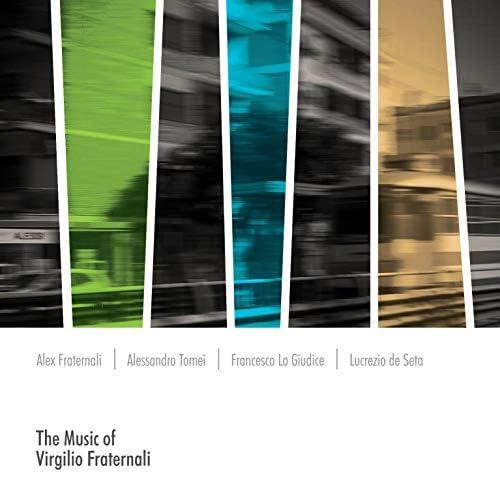 Alessandro Fraternali, Alessandro Tomei, Lucrezio De Seta & Francesco Lo Giudice