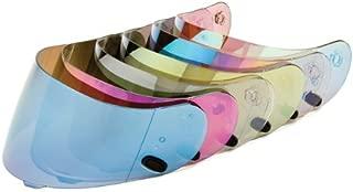 HJC Helmets HJ-09 Unisex-Adult Full-Face-Helmet-Style Replacement Helmet Face Shield (Blue,One Size)