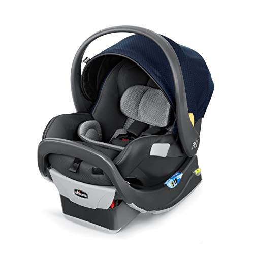Chicco Fit2 Air Infant & Toddler Car Seat - Marina, Grey/Blue