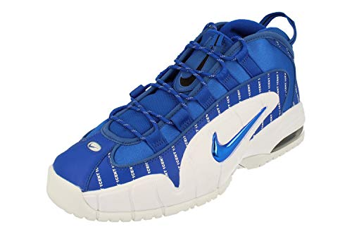 Nike Herren Air Max Penny Fitnessschuhe, Mehrfarbig (Game Royal/Game Royal/White/Black 400), 40.5 EU