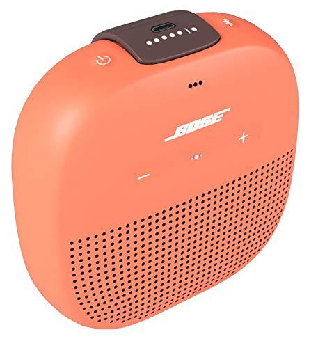 Bose SoundLink Micro, tragbarer Outdoor - Lautsprecher, (kabellose Bluetooth-Verbindung), Orange