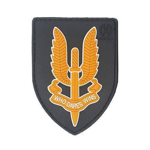 Parche Militar SEMPER FIDELIS Patch con Cierre de Velcro para Airsoft Cobra Tactical Solutions Paintball Ropa t/áctica y Mochila