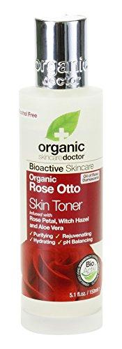 Dr. Organic Lotion Tonique à la Rose Bio 150 ml