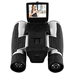 GordVE digital best binoculars with camera