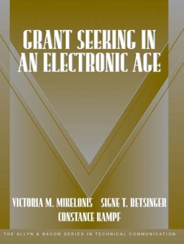 Grant Seeking in an Electronic Age (Part of the Allyn &...