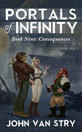 Portals of Infinity: Consequences (English Edition)