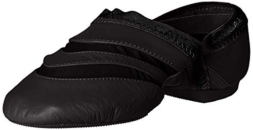 Capezio Adult Freeform Jazz Shoe (FF05) -BLACK -9.5M