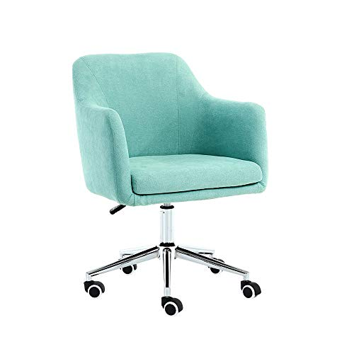 Review Of LJHA Sofa Chair Computer Chair, Home Desk Seat, Liftable Backrest Chair with U-Shaped Seat...